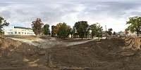 Virtuální Prohlídka Rekonstrukce Wolkerovy Aleje – Park 2 PŘED